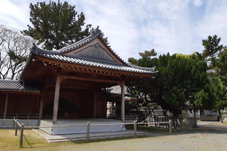 高砂神社能楽堂