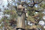 高砂神社の境内にある銅像の人物について調べてみました!