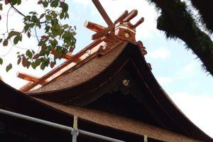 高砂神社本殿