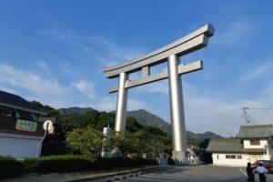 鹿嶋神社大鳥居
